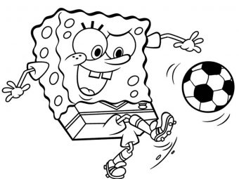 20 Best Soccer Coloring Pages For Your Little Ones