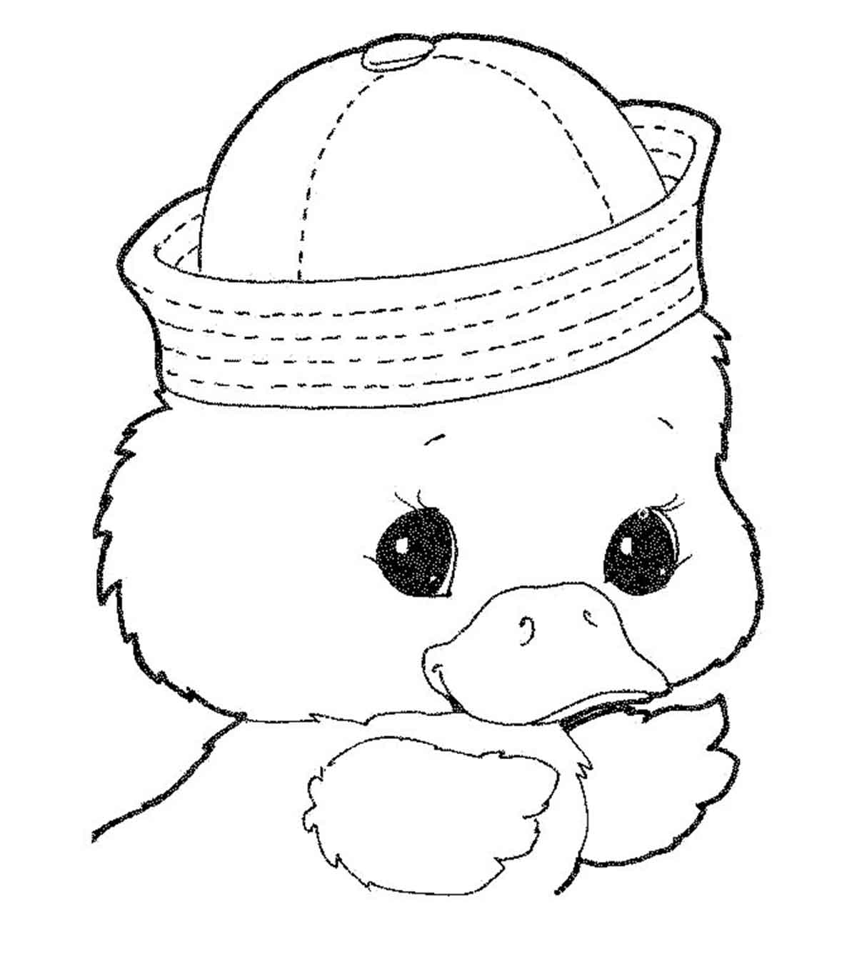 Printable Coloring Pages For Toddlers Toddler Coloring Pages Fresh ... | 1350x1200
