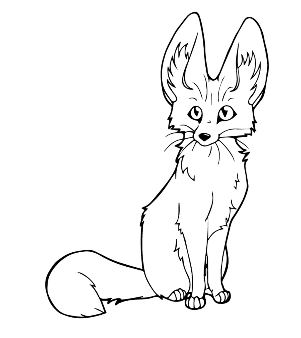- Top 25 Free Printable Fox Coloring Pages Online