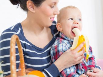 3 Signs & Symptoms That Your Baby Is Allergic To Bananas