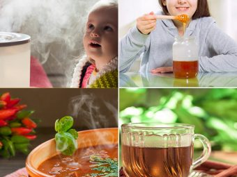 31 Home Remedies For Cough In Kids And When To See A Doctor