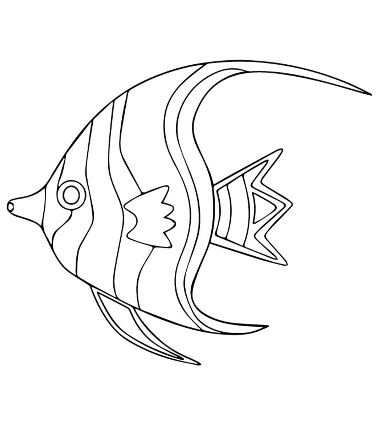 - 40 Finding Nemo Coloring Pages - Free Printables