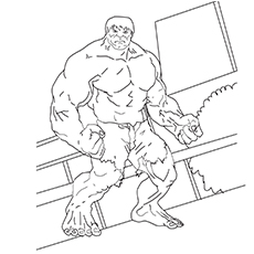coloring pages A-Becoming-A-Hulk-16