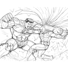 A-batman-and-hulk