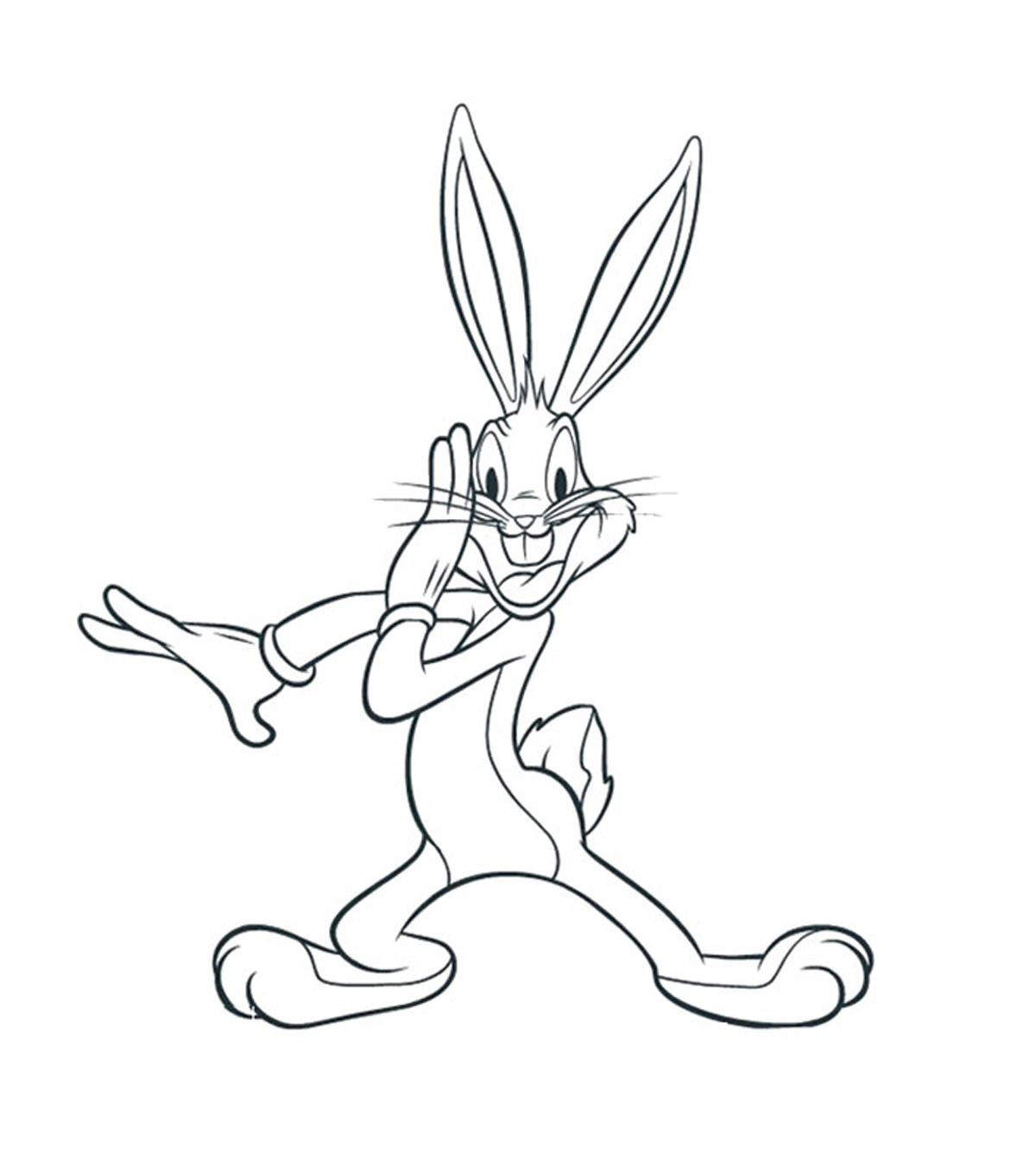 Unique Sunny Bunnies Coloring Pages - cool wallpaper