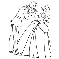 Thanksgiving 34+ Cinderella Coloring Sheet For Kids  , Sheets and Pictures