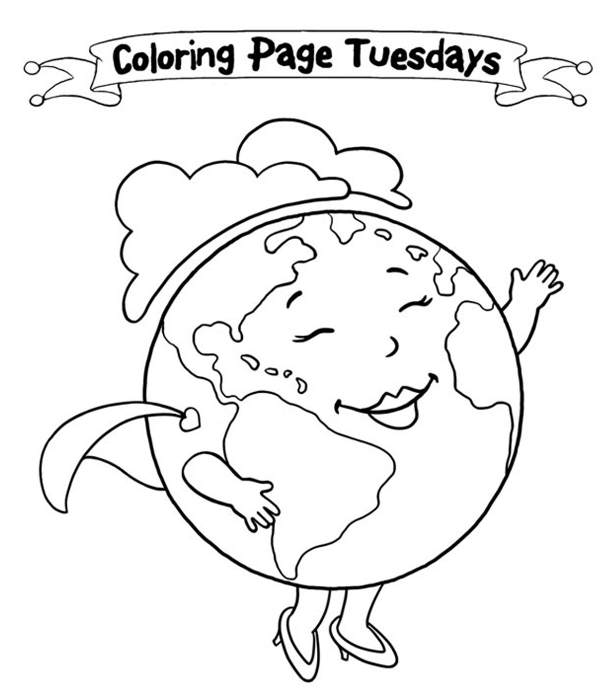 - Top 20 Free Printable Earth Day Coloring Pages Online