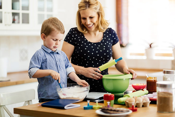 Easy Baking Recipes For Kids Images