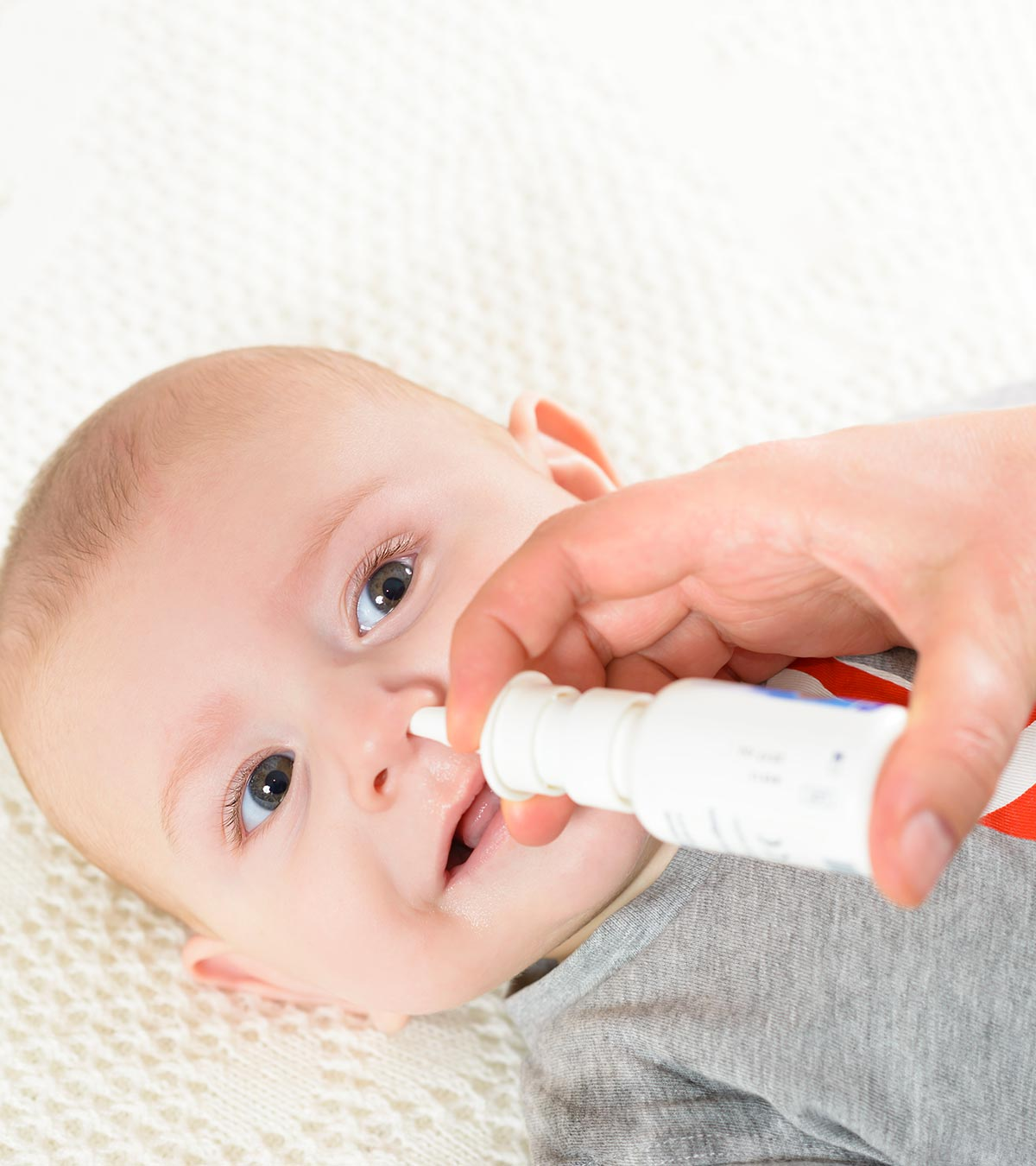 Infant Nasal Congestion - 5 Symptoms & 10 Causes You Should