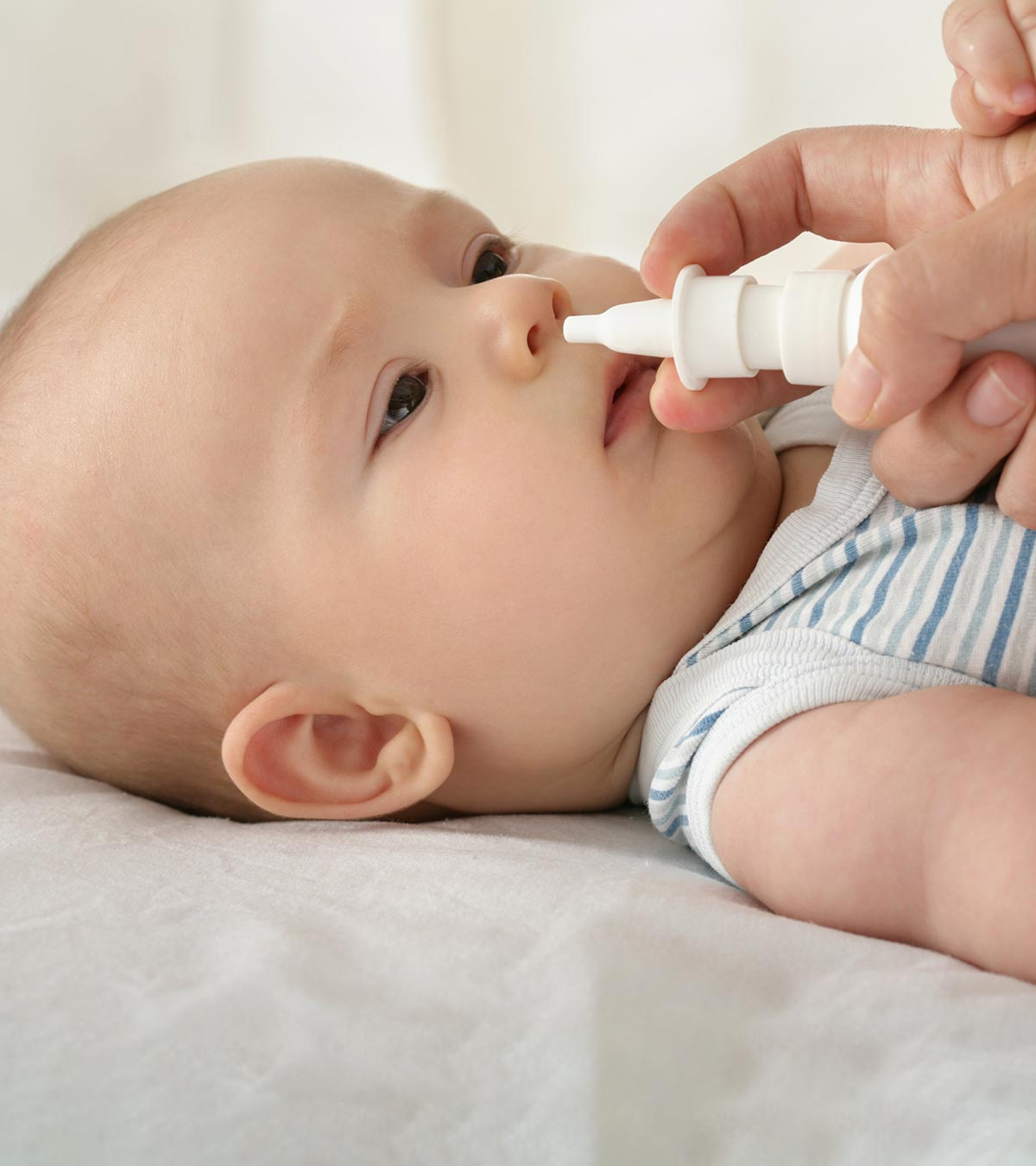 8 Symptoms Of Baby's Sinus Infection And How To Treat It?