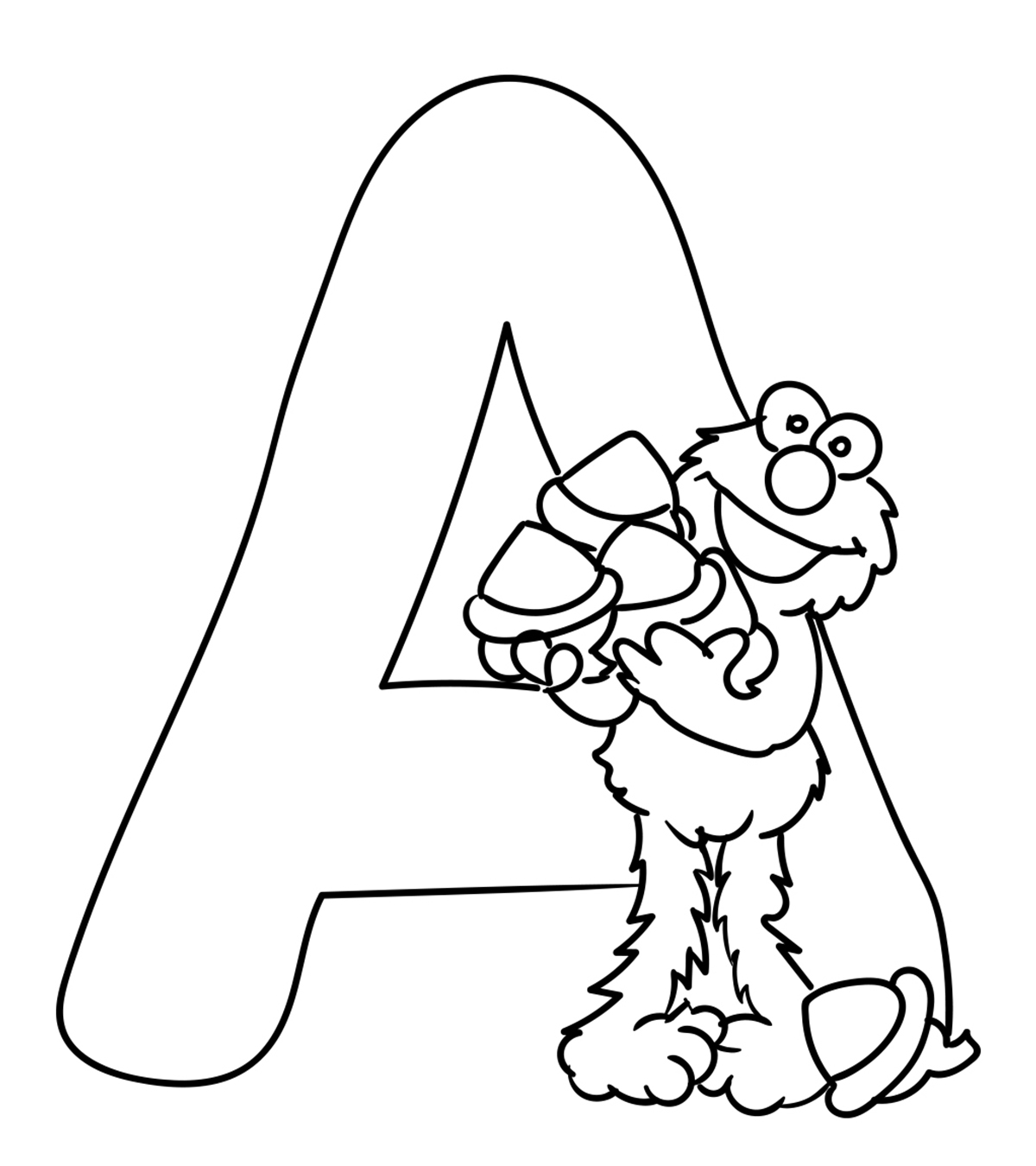 Farm Animal Colouring Pages for Kids | 1350x1200