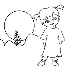 The Boo Coloring images
