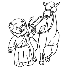 The-Camel-With-Master