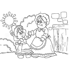 The-Little-Red-Riding-Hood-With-Grandma