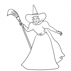 The Wicked Witch Of The West01