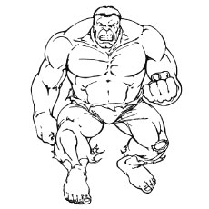 The-hunk-coloring-page