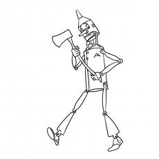 The tin woodman01