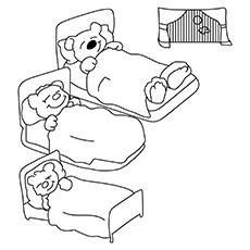 Three Bears Sleeping 17