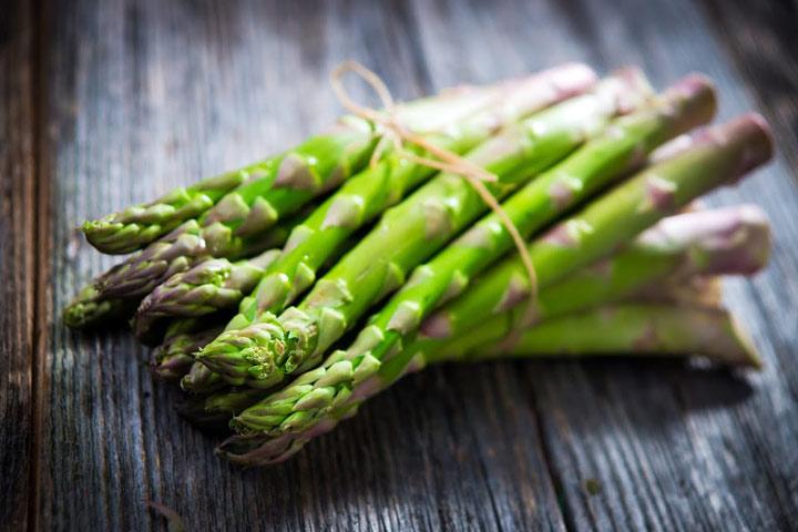 asparagus during pregnancy