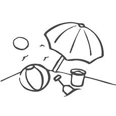 ball-on-beach