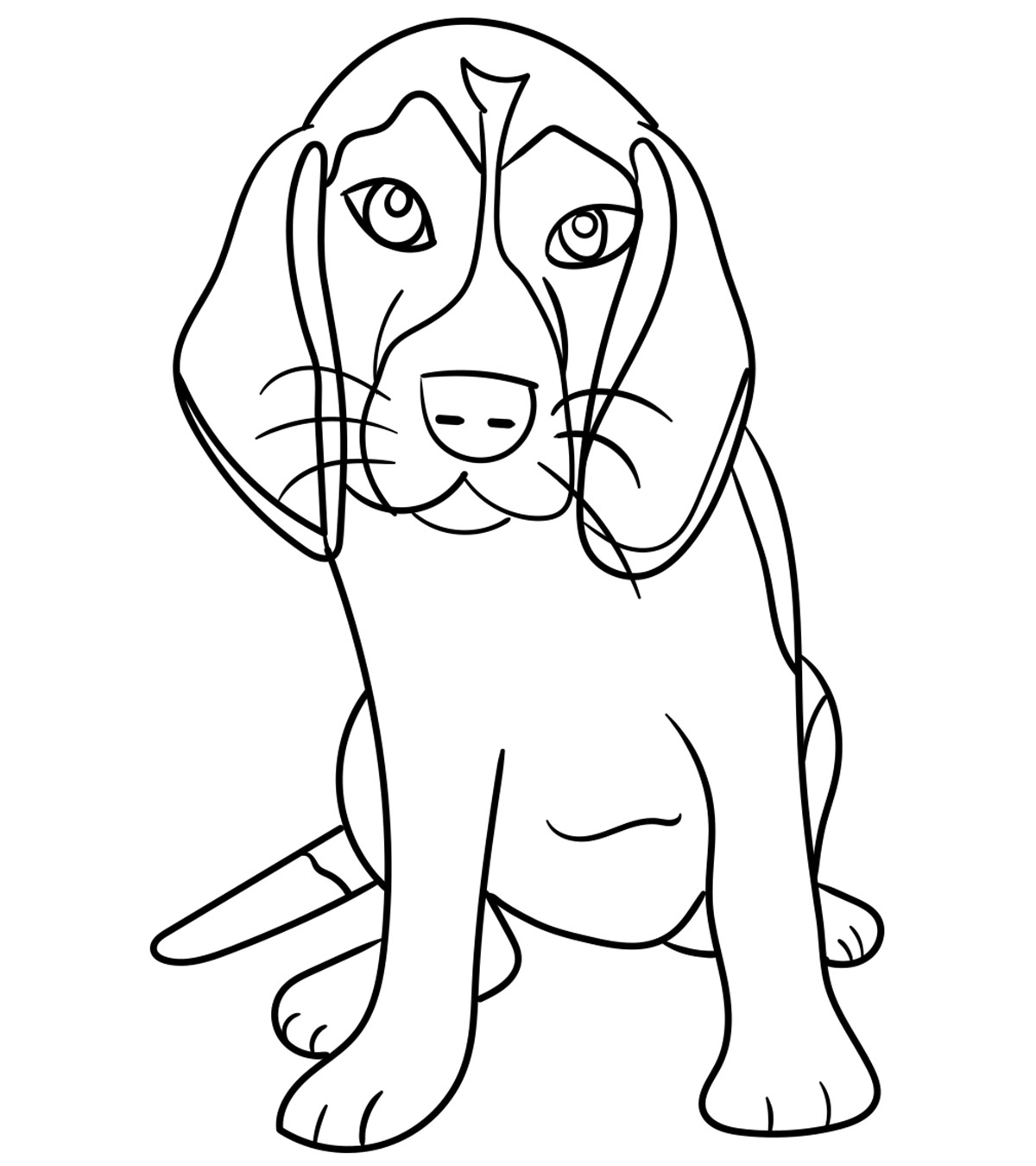 12 Pics Of Siberian Husky Dog Coloring Pages - Husky Coloring ... | 1350x1200