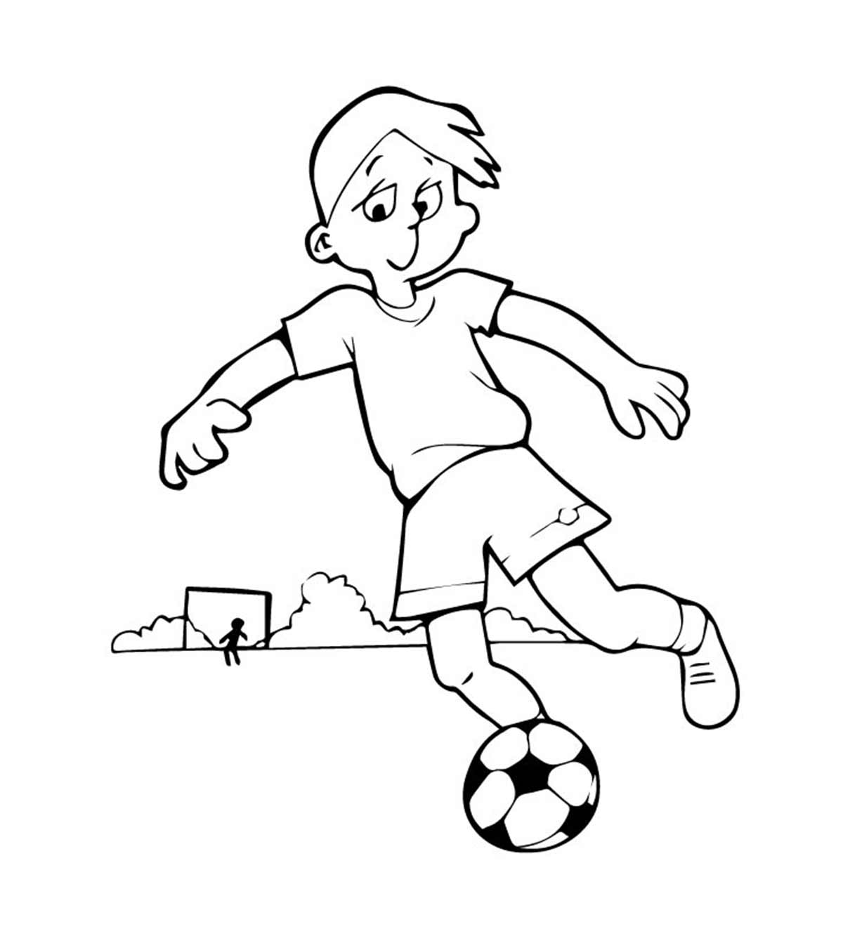 - Soccer Ball Coloring Pages - Free Printables - MomJunction