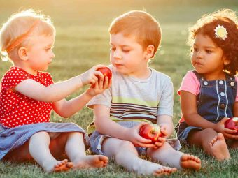 Apple For Kids: Interesting Facts, Health Benefits And Recipes