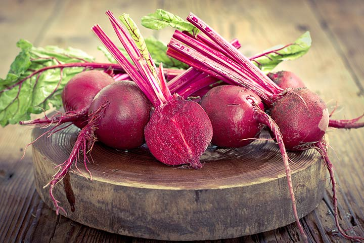 Beet Recipes For Your Baby