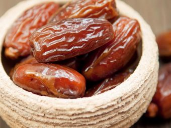 Dates For Babies: When To Introduce And Recipes To Try