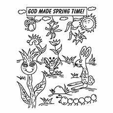 God Made Spring Time