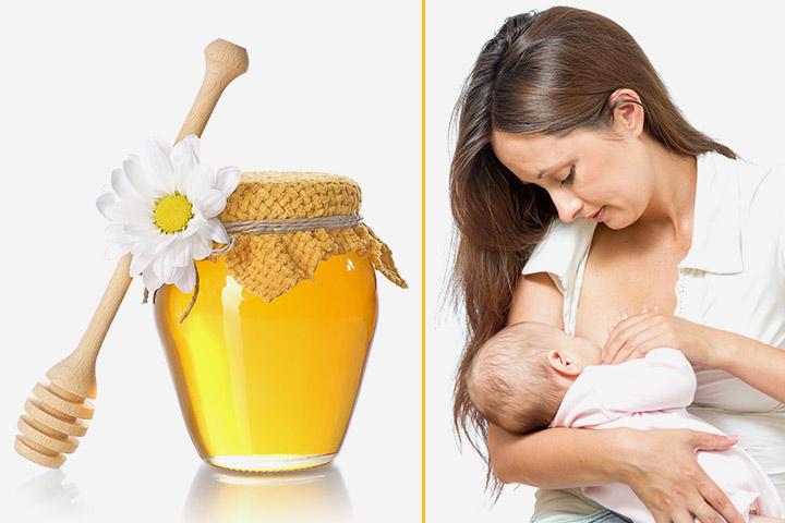 Honey While Breastfeeding