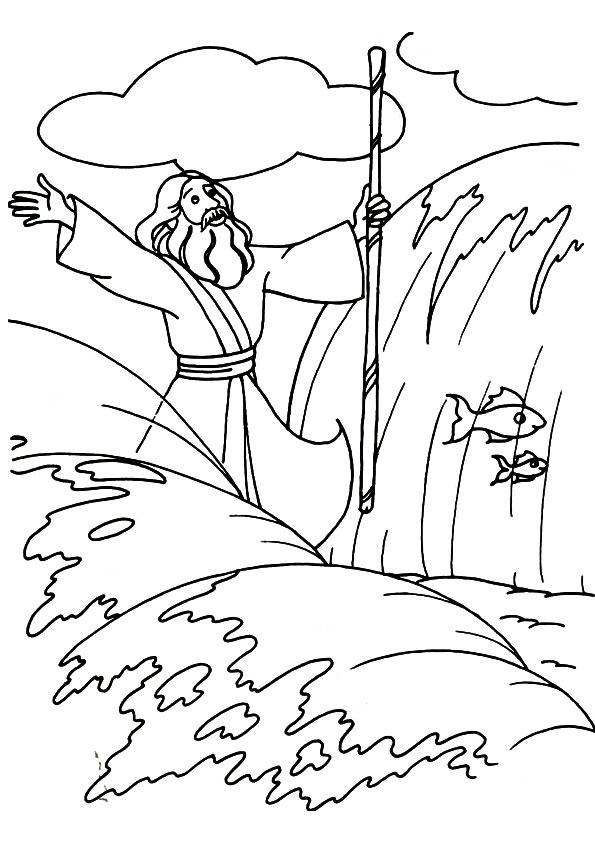 Moses-see-singing