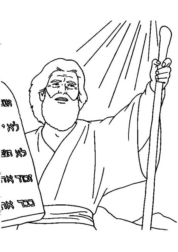 Moses-talking