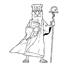Moses-with-his-staff-and-tablets