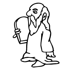 Moses-with-stone