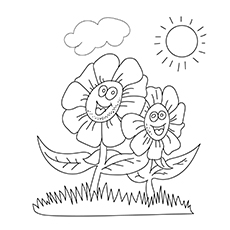 The Happy Flowers01