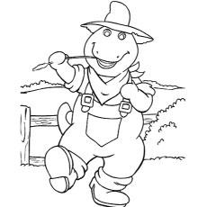The-cowboy-barney