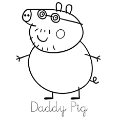 The-daddy-pig