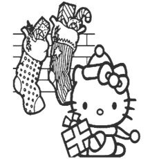 The-hello-kitty-with-a-pair-of-stockings