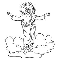 The-jesus-in-the-clouds