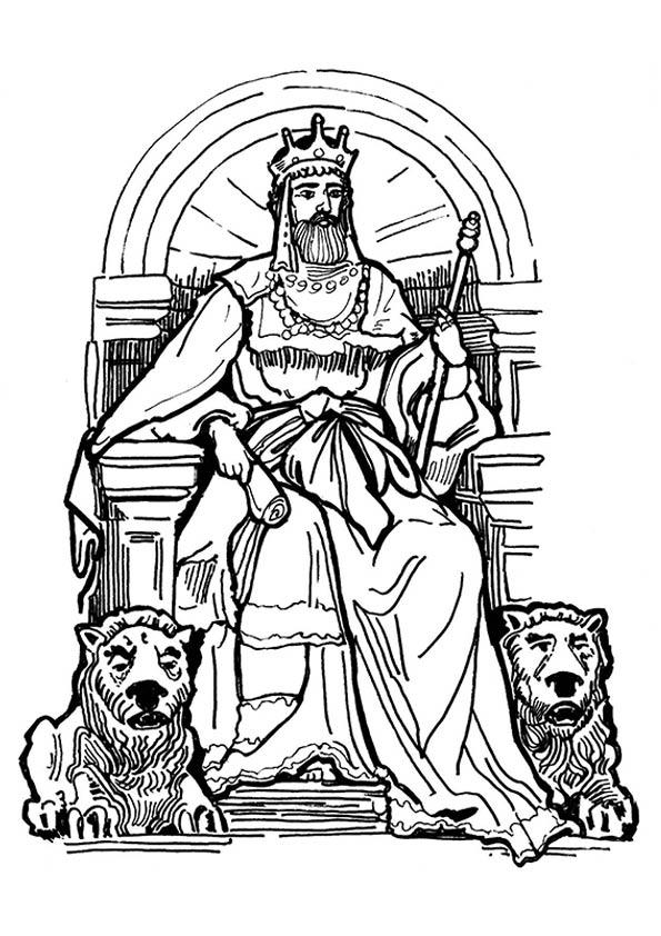The-king-saul