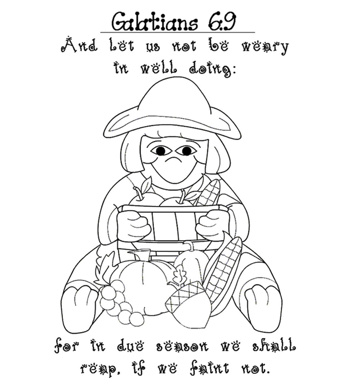 - Top 10 Free Printable Bible Verse Coloring Pages Online