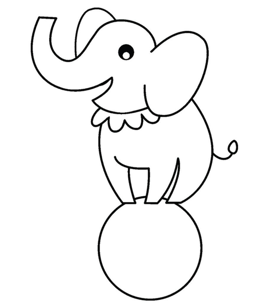 Top 18 Free Printable Preschool Coloring Pages Online