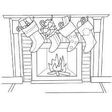 fireplace-and-stockings
