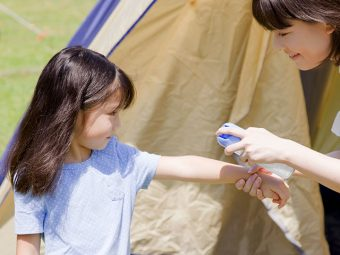Is It Safe To Use Deet (Repellent & Spray) For Children?