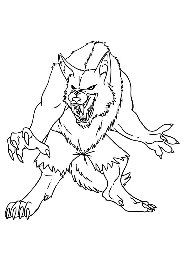 the-werewolf