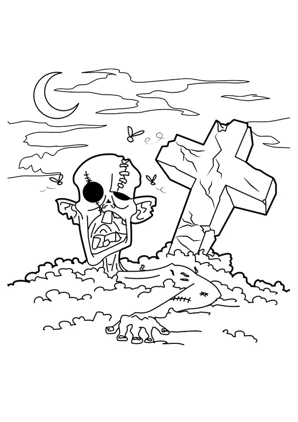 the-zombie-in-the-graveyard