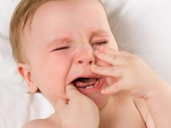 Swollen Gums In Babies: Causes, Symptoms, Tips And Home Remedies