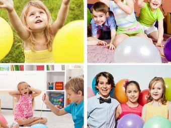 25 Balloon Games For Kids That Will Fill Them With Excitement