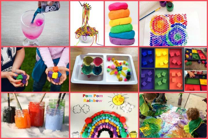 Coloring Activities For Preschoolers